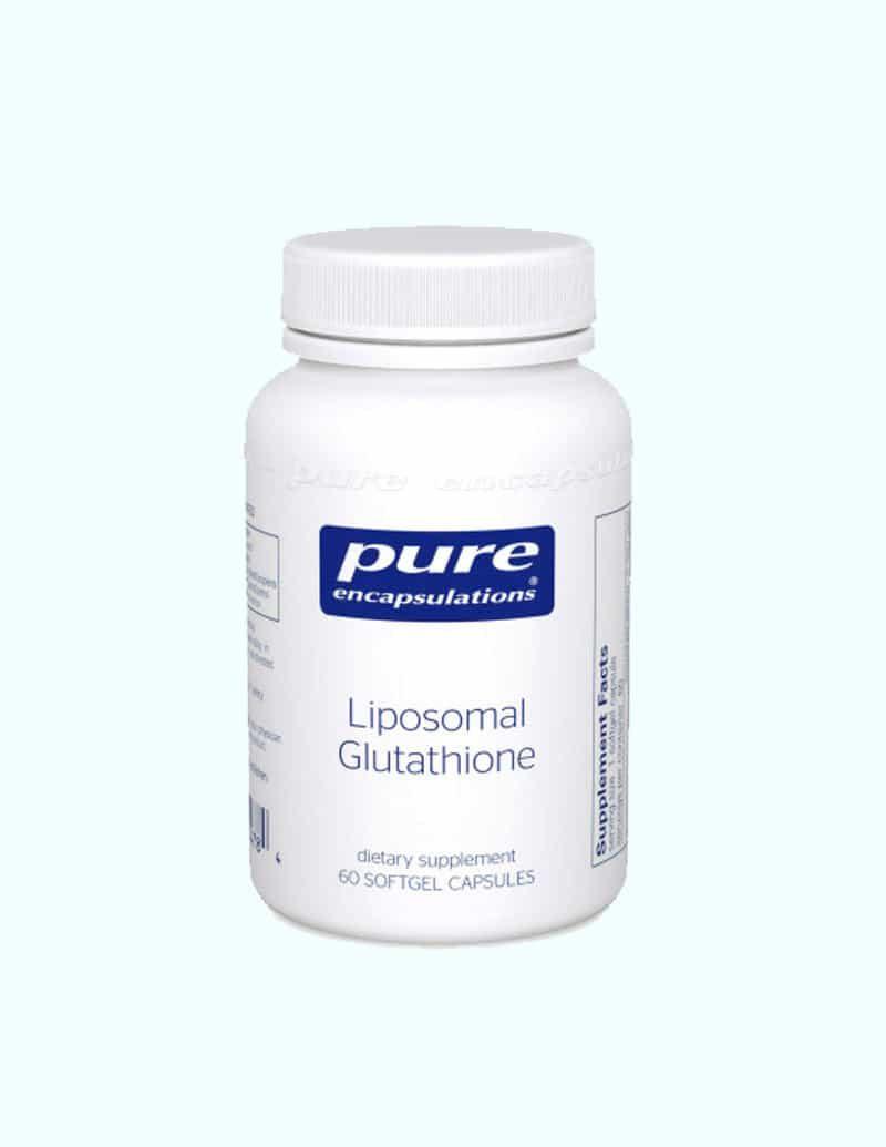 PURE Liposomal Glutathione