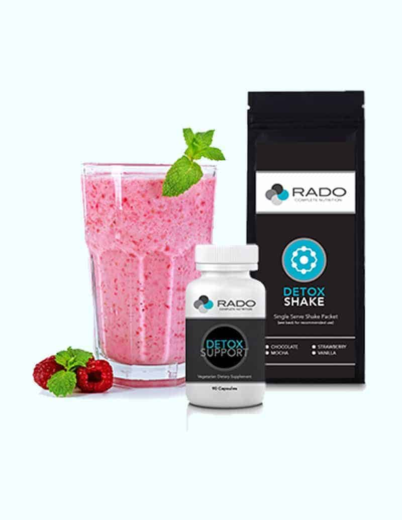 Rado Nutrition Complete 14 Day Detox